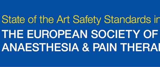 Partnership with ESRA (The European Society of Regional Anaesthesia & Pain Therapy)