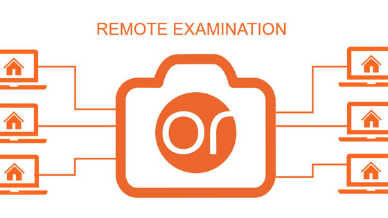 Orzone - remote examination service