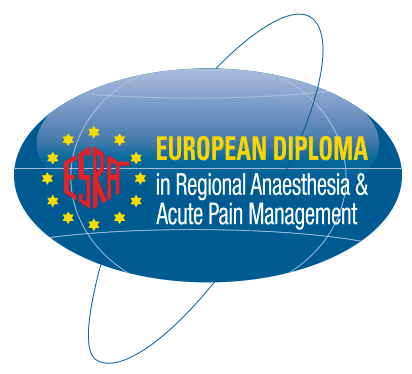 European Diploma in Regional Anaesthesia & Acute Pain Management (EDRA)