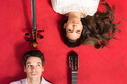 Duo de violoncelle & guitare