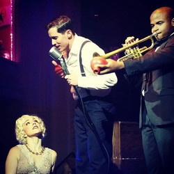 """""""Ziegfelds Midnight Frolic"""" - NYC"""