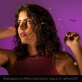 """Viola"" Character Graphic"