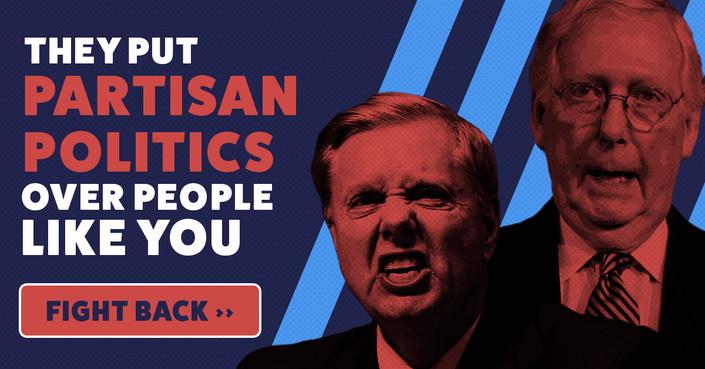 Blue America Project Facebook Ad