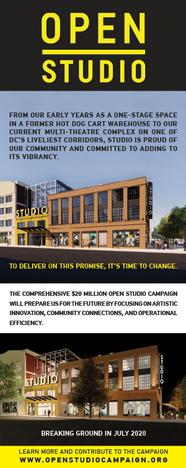 Open Studio 5 Poster Spread