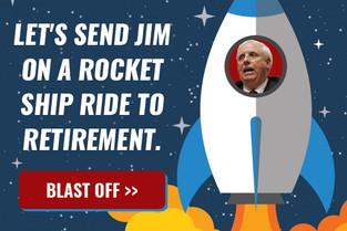 Ben Salango Campaign Email Graphic - Jim Justice