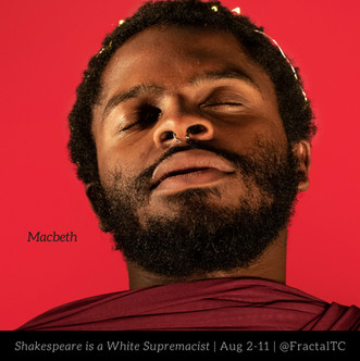 """Macbeth"" Character Graphic"