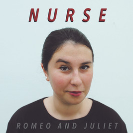 """""""The Nurse"""" Character Graphic"""