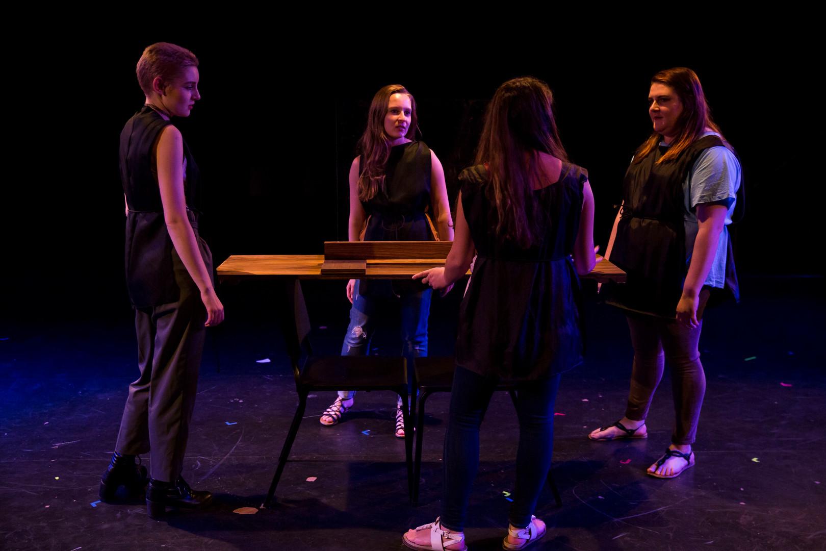 The Maids ensemble
