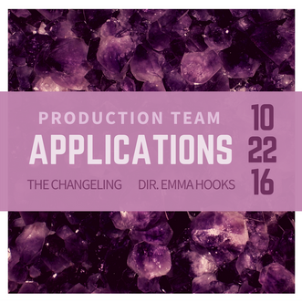 The Changeling Application Graphic