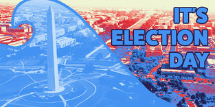 Blue America Project PAC Email Banner