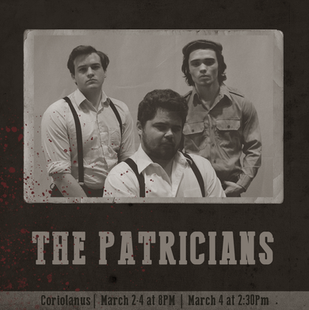 """The Patricians"" Character Graphic"