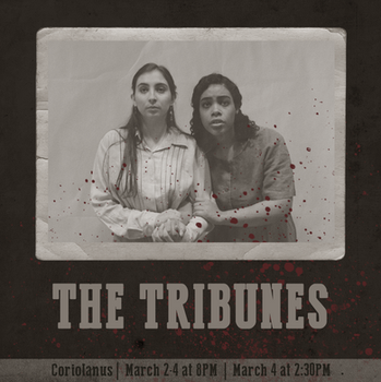 """""""The Tribunes"""" Character Graphic"""