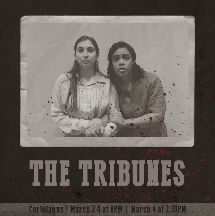 """The Tribunes"" Character Graphic"