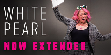 White Pearl Extension Email Banner