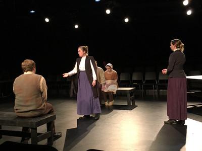 Anna Shafer as Danforth