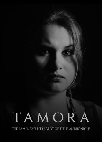 """Tamora"" Character Poster"