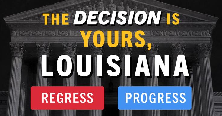 Better Road Louisiana Facebook Ad
