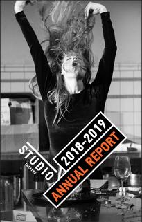 Studio Theatre 2018-2019 Annual Report