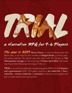TRIAL Tabletop Game Playbook