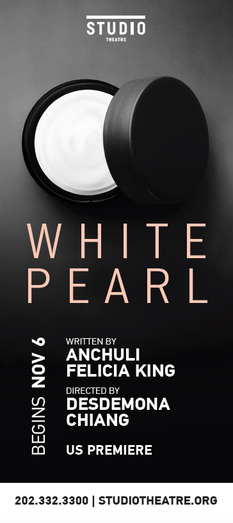 White Pearl Rack Card