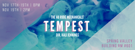 Tempest Cover Photo