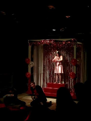 Ally Baca as Carrie