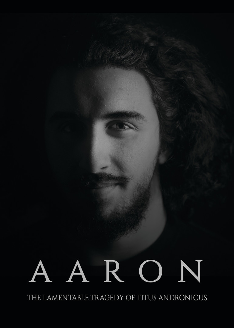 """Aaron"" Character Poster"