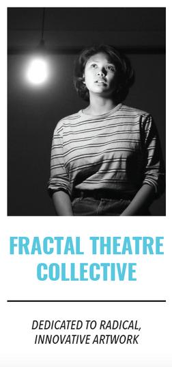 Fractal Theatre Collective Solicitation Brochure