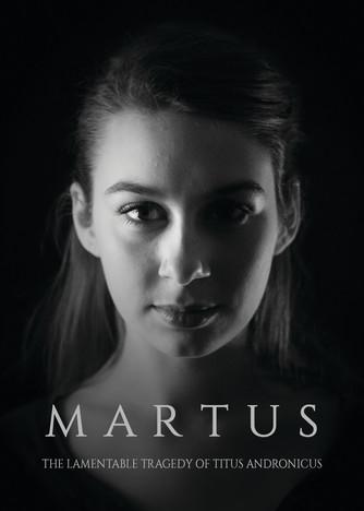 """Martus"" Character Poster"