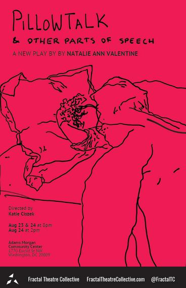 Pillowtalk & Other Parts of Speech Show Poster