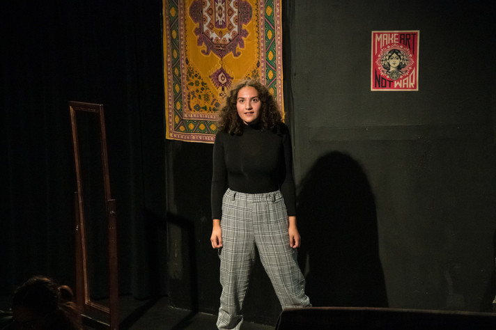 Maggie Rocha in Shared Space