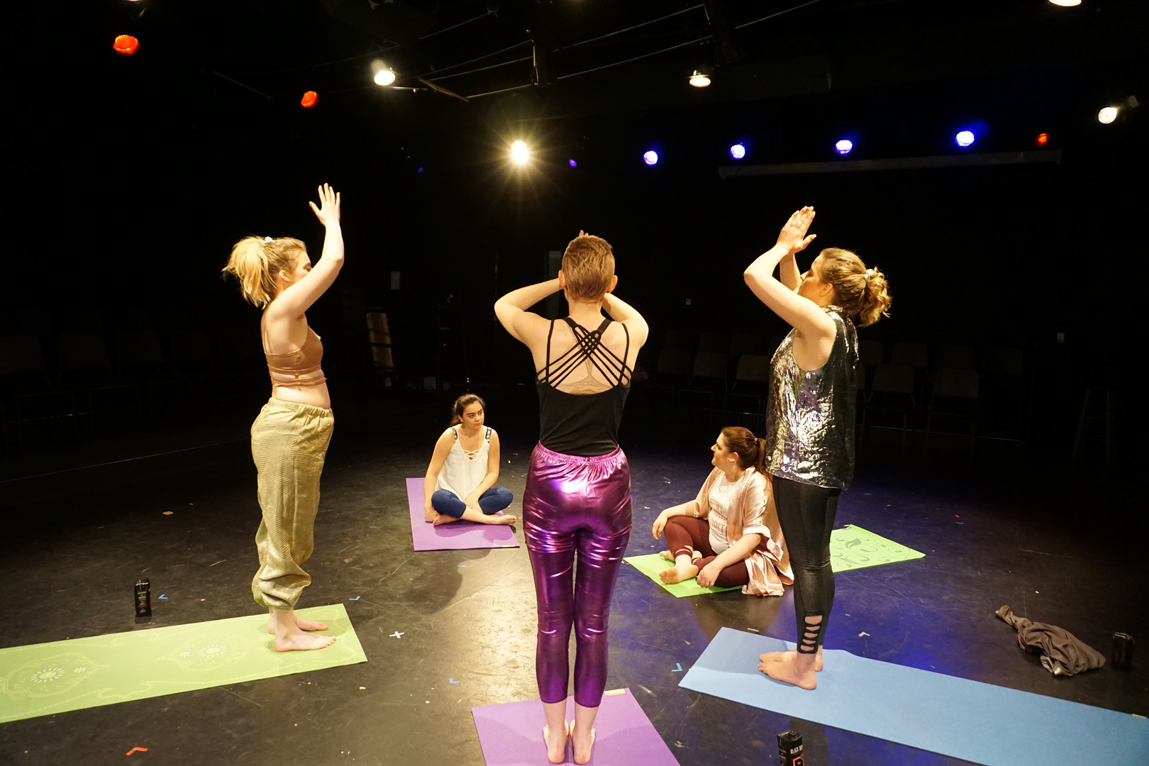 The Goddesses Ensemble
