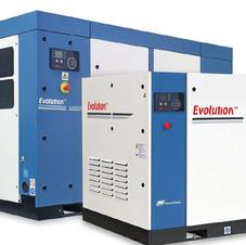 Ingersollrand high efficiency air compressor