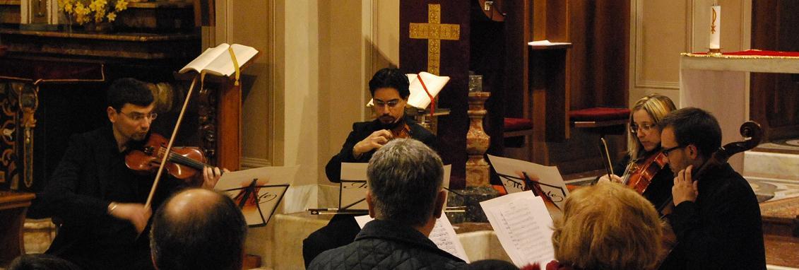 Quartetto Boccherini