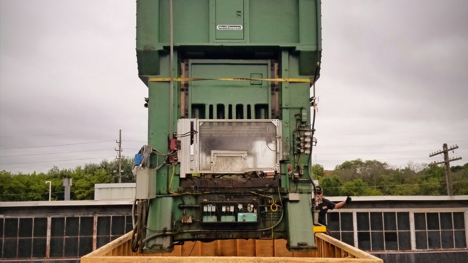 machinery moving options