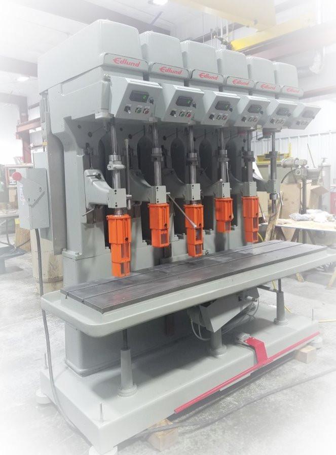 machine rebuilds