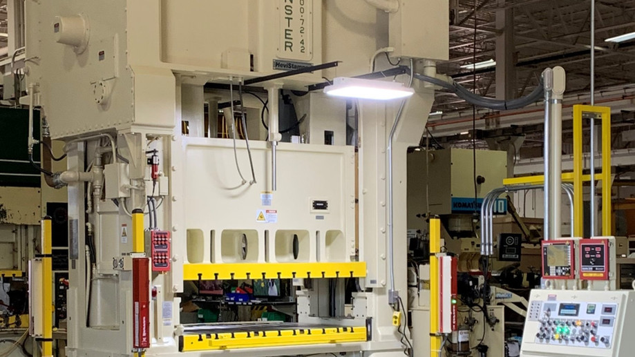 punch press reconditioning