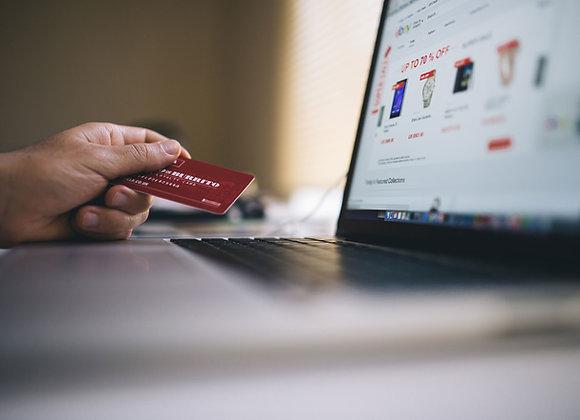 Интернет магазин | финансовая модель бизнес плана