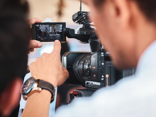 Três erros fatais de um videomaker