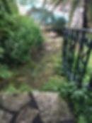 nettoyage de rocaille sandrine jardinage