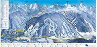 Kranjska Gora Piste Map