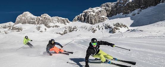 kanin-sella nevea-ski-julian-alps