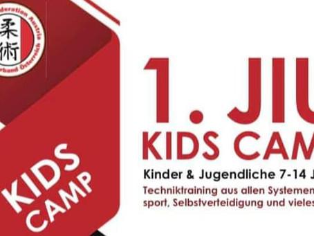 1. Jiu Kids Camp