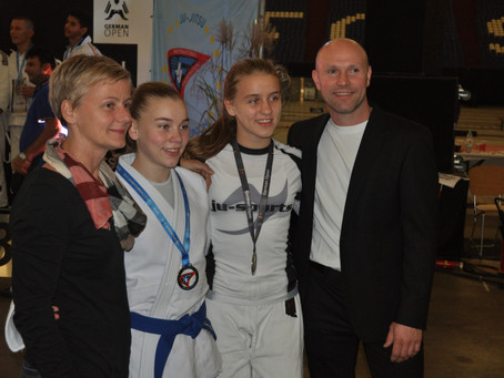 Jiu Jitsu U18 Europameisterschaft + German Open 2016