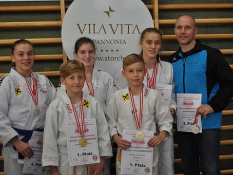 Österreichische Jiu Jitsu Meisterschaften im Duo-, Fighting- und Ne-waza-System