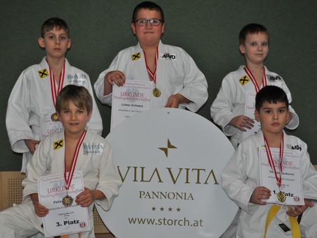 Österreichische Neulingsmeisterschaftim Jiu Jitsu Duo-, Fighting- und Ne Waza-System