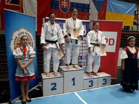 Internationale Slowakische JUDO Masters Meisterschaft