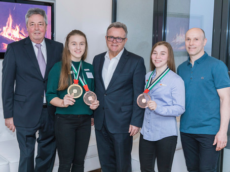 Jiu Jitsu WM-Medaillenfeier 2018