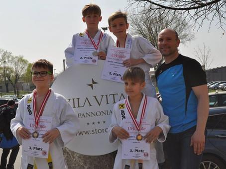 Österreichische Neulingsmeisterschaft im Jiu Jitsu Duo-, Fighting- und Ne Waza-System