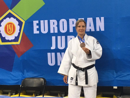 JUDO Masters EUROPAMEISTERSCHAFT 2015